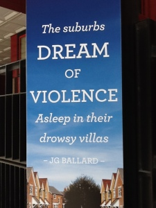 ballard dreams of violence